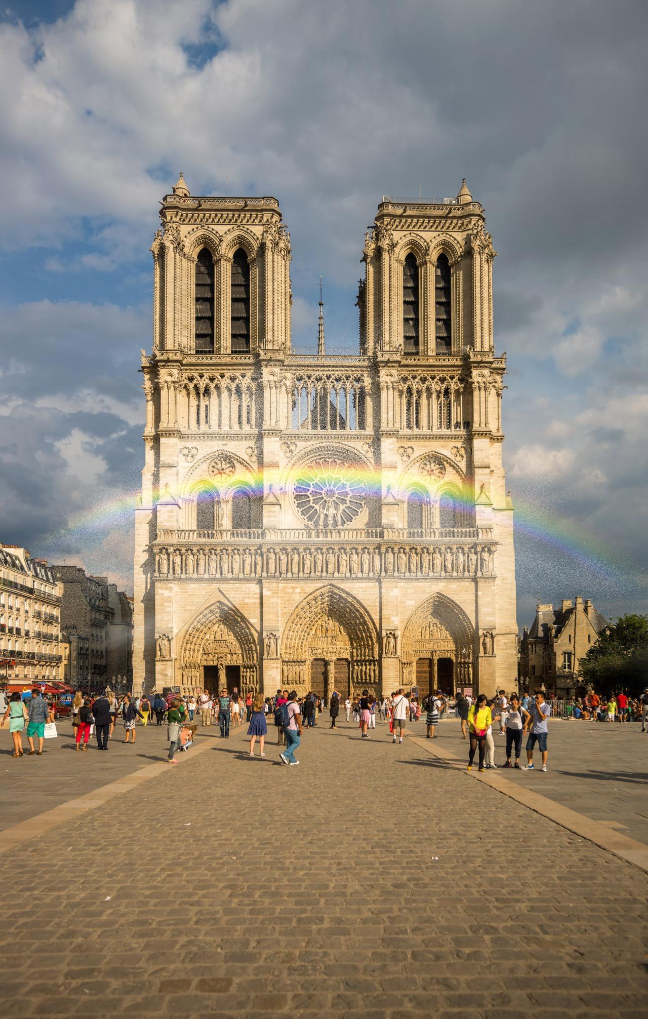 Paris, première proposition…